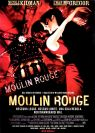 Film romantici - Locandina Moulin Rouge